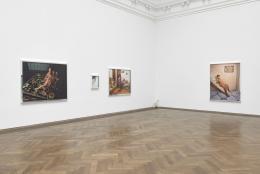 "Deana Lawson, Installationsansicht, ""Centropy"", Kunsthalle Basel, 2020. Foto: Philipp Hänger / Kunsthalle Basel"