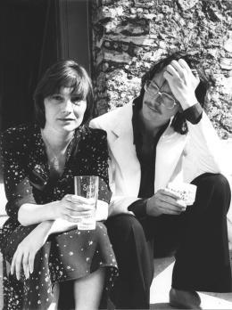Die linkshändige Frau (Peter Handke, BRD 1978), Setfoto