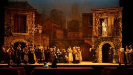 Bregenzer Festspiele - Don Quichotte, Foto Karl Forster