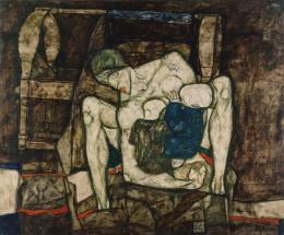 Egon Schiele,  Blinde Mutter, 1914  Leopold Museum, Wien, Inv. 483 | Foto: Leopold Museum, Wien