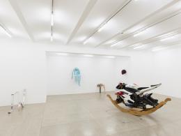 Alexandra Bircken, Unruhe, Ausstellungsansicht Secession 2019, Courtesy of the artist, BQ, Berlin & Herald St., London, Foto: Sophie Thun