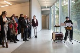 Empfang des Deutschen Pavillons – Zwischenstand, GfzK Leipzig, La Biennale Di Venezia 2019, Foto ©STEFAN FISCHER