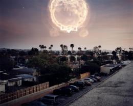 "L.A.U.F.O. (aus der Serie ""Encounters""), 2013, Material: c-print (c) Hanna Mattes"