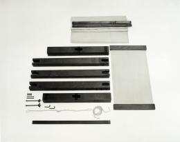 Egon Rainer, Sesselvariante aus dem Steckmöbelprogramm (in Einzelteilen), ab 1968/69 – © Studio Casali