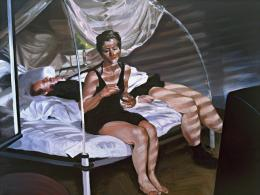 Eric Fischl, The Krefeld Project: The Bedroom. Scene 1, 2002. The Apple Tree Collection