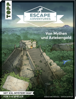 Von Mythen und Aztekengold, (c) Frechverlag