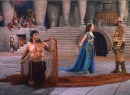 "Szene aus ""Samson und Deliah"", Paramount Pictures, 1949 © Anthony Loder Archive"
