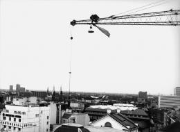 Helke Sander Aus Berichten der Wach- und Patrouillendienste, 1984 Filmstill Nr. 1 Courtesy of the artist und Deutsche Kinemathek, Berlin © Helke Sander