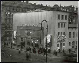 Forum Kino 1950 © Sammlung Florian Pauer