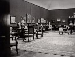 Gemäldegalerie mit impressionistischen Bildern, September 1934