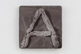 Thomas Locher, Lumpenalphabet (A), 2019, courtesy Georg Kargl Fine Arts and the artists, Foto © kunst-dokumentation.com