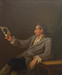 Georg Melchior Kraus: Johann Wolfgang Goethe, 1806. Öl auf Leinwand; © Klassik Stiftung Weimar, Museen