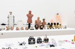 Geumhyung Jeong, Installationsansicht, Private Collection: Rearranged Objects, 2018, The 9th Asia Pacific Triennial of Contemporary Art, Queensland Art Gallery | Gallery of Modern Art (QAGOMA), 2018. Foto: Natasha Harth