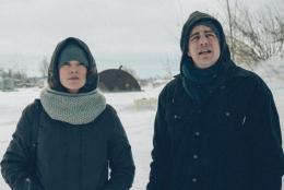 Répertoire des villes disparues | Ghost Town Anthology, CAN 2018; Regie: Denis Côté. Auf dem Bild: Rachel Graton, Hubert Proulx; © screengrab