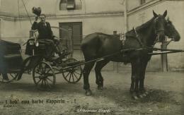 """Alexander Girardi, """"I hob' zwa harbe Rapperl …!"""", B.K.W.I., undatiert  Fotograf/in unbekannt, Privatbesitz Familie Wegscheidler"""