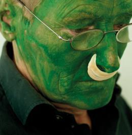 Lois Weinberger, Green Man, 2004, Foto: Paris Tsitsos © Studio Lois Weinberger  Courtesy: Studio Lois Weinberger und Galerie Krinzinger Wien
