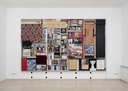 "Elisabeth Grübl, ""Studio #22 Sergey Kalinin"", Moskau 2019, Fotografie, 121 x 170 cm © Bildrecht Wien"