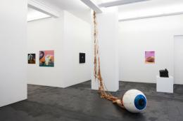 »Was erzählt die Romandie?«   Gruppenausstellung Ausstellungsansicht Häusler Contemporary Zürich, 2019   Foto: Mischa Scherrer