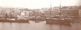 Hafen Triest 1893