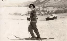 Hedwig Kiesler, Österreich, um 1930 © Anthony Loder Archive