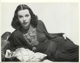 "Hedy Lamarr in ""I take this Woman"", Foto von Laszlo Willinger, MGM 1940 © Jüdisches Museum Wien"