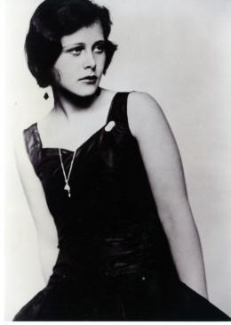 Hedy Lamarr, Kiesler Portrait