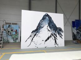 Atelier,  Foto: Herbert Brandl