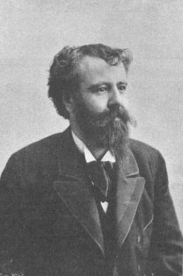 Hermann Bahr, 1900, Carl Pietzner / Public domain