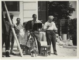 Heut' ist der schönste Tag in meinem Leben (Richard Oswald, A 1936), Setfoto