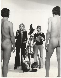 Ich - Das Abenteuer, heute eine Frau zu sein (Roswitha vom Bruck, BRD 1972)