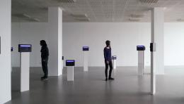 Thom Kubli, Radiosands, Fahrbereitschaft (Haubrok Foundation), Berlin 2019. Photo: Jie Liang Lin