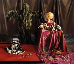 "Lisl Ponger, ""Western Still Life"", 2013 analoger C-Print, 126x150cm"