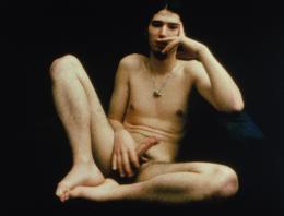 "Albert Sackl, Still aus: ""steifheit 1–3 /  7"", 2018, 16mm-Film, Farbe, ohne Ton, 09:00min."