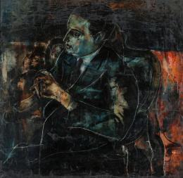 Eric Isenburger,  Wolfgang Gurlitt, um 1932  Zentrum für verfolgte Künste im Kunstmuseum Solingen © Shmuel Elen | Foto: Museum Giersch der Goethe-Universität, Frankfurt a. M.