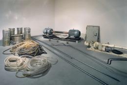 Joseph Beuys, Honigpumpe am Arbeitsplatz, 1974-1977 © Louisiana Museum of Modern Art, Humlebaek, Dänemark, Dauerleihgabe: Museumsfonden af 7 December, 1966 / Bildrecht, Wien 2021