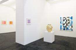 Ausstellungsansicht Häusler Contemporary Zürich, 2019   Foto: Mischa Scherrer