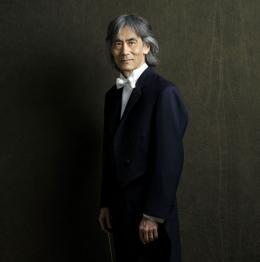 Kent Nagano - Foto Sergio Veranes Studio