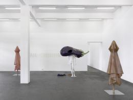 Alfredo Aceto und Denis Savary «Ambarabà Ciccì Coccò», Ausstellungsansicht, 2021. Photo: Annik Wetter