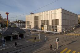 Kunsthaus Zürich, Erweiterungsbau von David Chipperfield, Foto © Juliet Haller, Amt für Städtebau, Zürich
