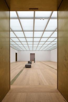 Kunsthaus Zürich, Chipperfield-Bau: Ausstellungssaal, Foto © Juliet Haller, Amt für Städtebau, Zürich