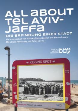 "Katalogcover ""All about Tel Aviv-Jaffa"""