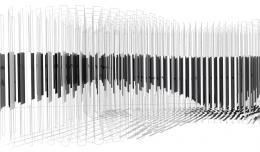 """Krater Fajan, Installation """"Viel TamTam um Nichts"""", Studie – © Krater Fajan"""