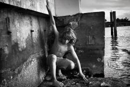 Lenny Kravitz: Elia  (© Leica Galerie München/ Lenny Kravitz)