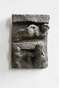 Hans Josephsohn, Ohne Titel, 1972, Relief, 95 x 65 x 35 cm, Bronze, Museum zu Allerheiligen Schaffhausen, Dauerleihgabe Kunstverein Schaffhausen, Foto: Kesselhaus Josephsohn
