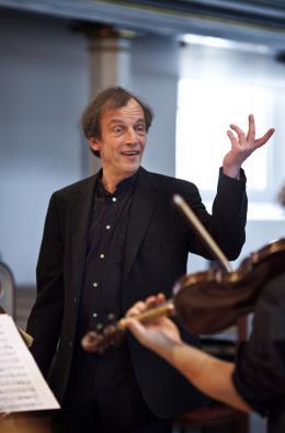 Lars Ulrik Mortensen, Foto Francesco Galli