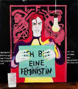 Linda Bilda, Female Perversion, 2001,  Estate: Nachlass Linda Bilda © Ralf-Bodo Kliem 2020, Bildrecht, Wien 2020
