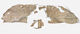 Der ausgebreitete Gleiter.  Foto: Deutsches Museum