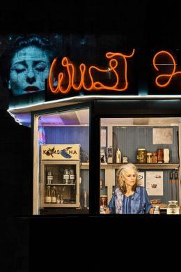 Lohn der Nacht © Theater Kosmos