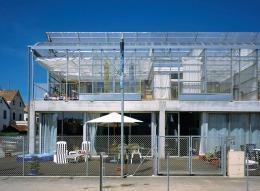 Lacaton & Vassal, Sozialer Wohnbau, Cité Manifeste, Mulhouse, 2001 – 2005 Bildnachweis: © Philippe Ruault