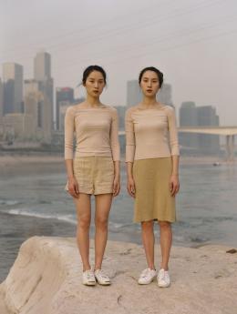 """Luo Yang, Wan Ying & Xue Ying (aus der Serie """"GIRLS""""), 2017 © Luo Yang"""